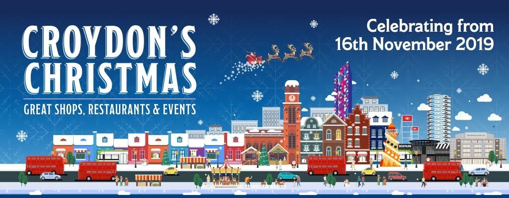 Celebrating Christmas Croydon