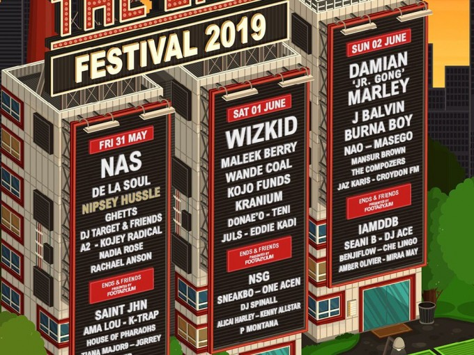 The Ends Festival Line Up