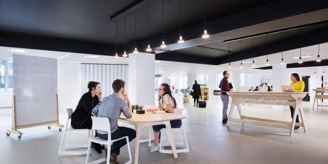 TMRW coworking space and private offices in Croydon