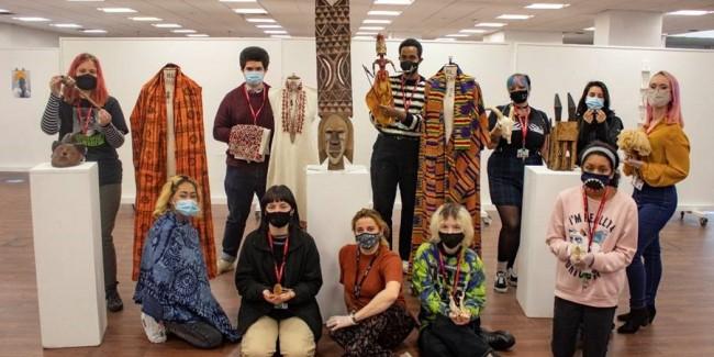 Croydon College Students Celebrate Black History Month
