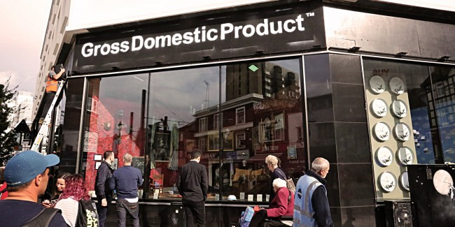 Banksy Gross Domestic Product Full Shop