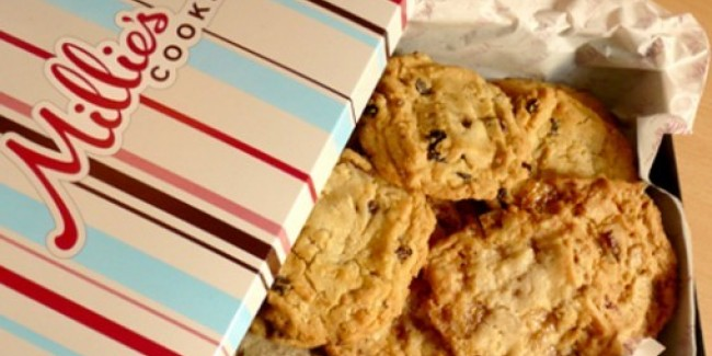 Image result for MILLIE'S COOKIES