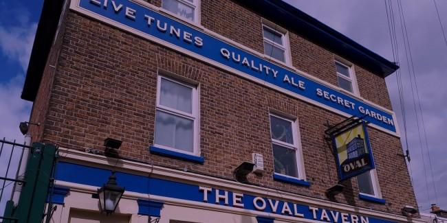 oval tavern